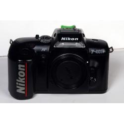 Nikon F-401X Corpo