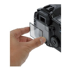 LCD Protector para Sony Alpha 300/350
