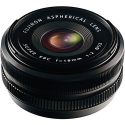 FUJINON Lens XF18mm F2
