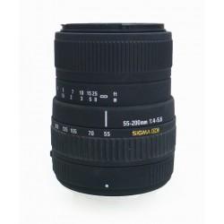SIGMA 55/200 mm 1:3,5