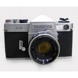 Yashica J-3 + Yashinon 1:2 50mm