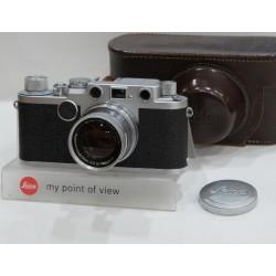 Leica IIF 35mm Rangefinder
