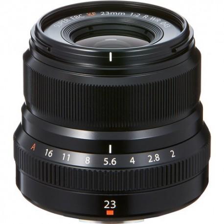 Fujifilm FUJINON XF 23mm F2 R WR