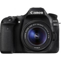 Canon EOS 80D + 18-55mm 3.5-5.6