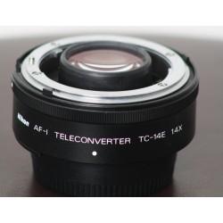 Nikkon Teleconversor TC - 14 E 1:4 X