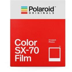 Papel Fotográfico Polaroid Color SX-70
