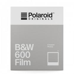Papel Fotográfico Polaroid B&W 600