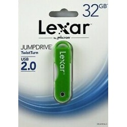 Lexar 32GB JumpDrive