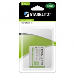 Bateria NP-95 STARBLITZ