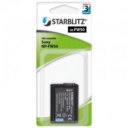 Bateria NP-FW 50 STARBLITZ