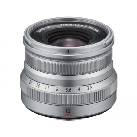 Fujifilm 16mm F/2.8 Silver