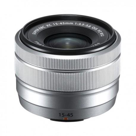 Fujifilm 15-45mm F/3.5-5.6 OIS PZ Silver