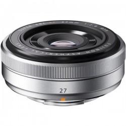 Fujifilm 27mm F/2.8 Silver