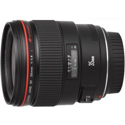 Canon EF-L USM 1,4/35mm