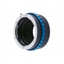 Adaptador Nikon/Canon EOS