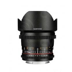 Samyang 10mm T3.1 VDSLR II - Canon