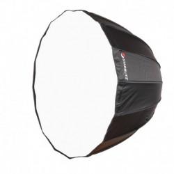 Caixa de Luz Parabólica - Montagem Rápida 90cm