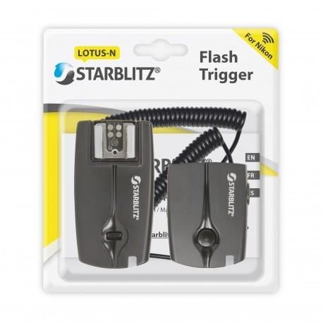 Kit Disparador Flash SRC-Lotus - Nikon