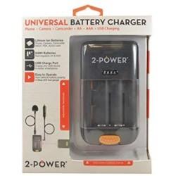 Carregador Universal 2-Power