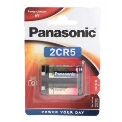 PANASONIC 2 CR 5