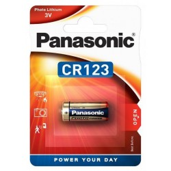 PANASONIC CR-123A