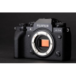 Fujifilm X-T-4 Preta