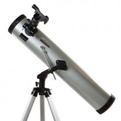Telescópio Refletor de Iniciantes Byomic 76/700
