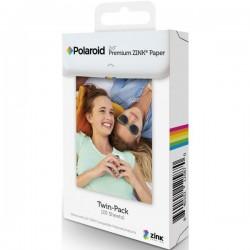 Polaroid Papel fotográfico 3x4' Premium ZINK 30 folhas