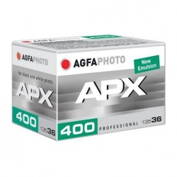 Agfa APX 400 135/36