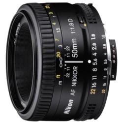 Nikon AF-D 1,8/50mm (402477)